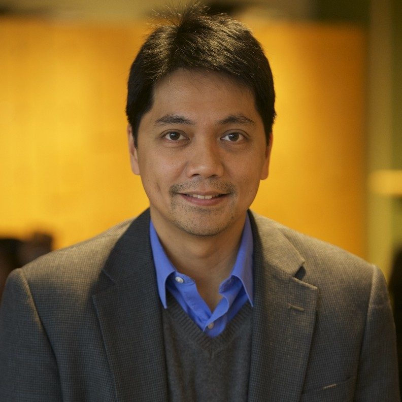 Headshot for Erwin R. Tiongson