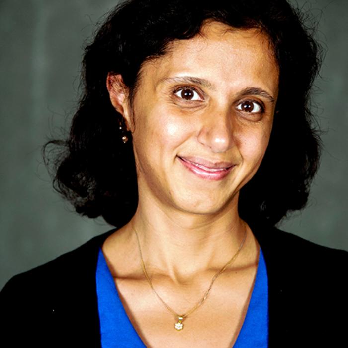 Headshot for Shareen Joshi