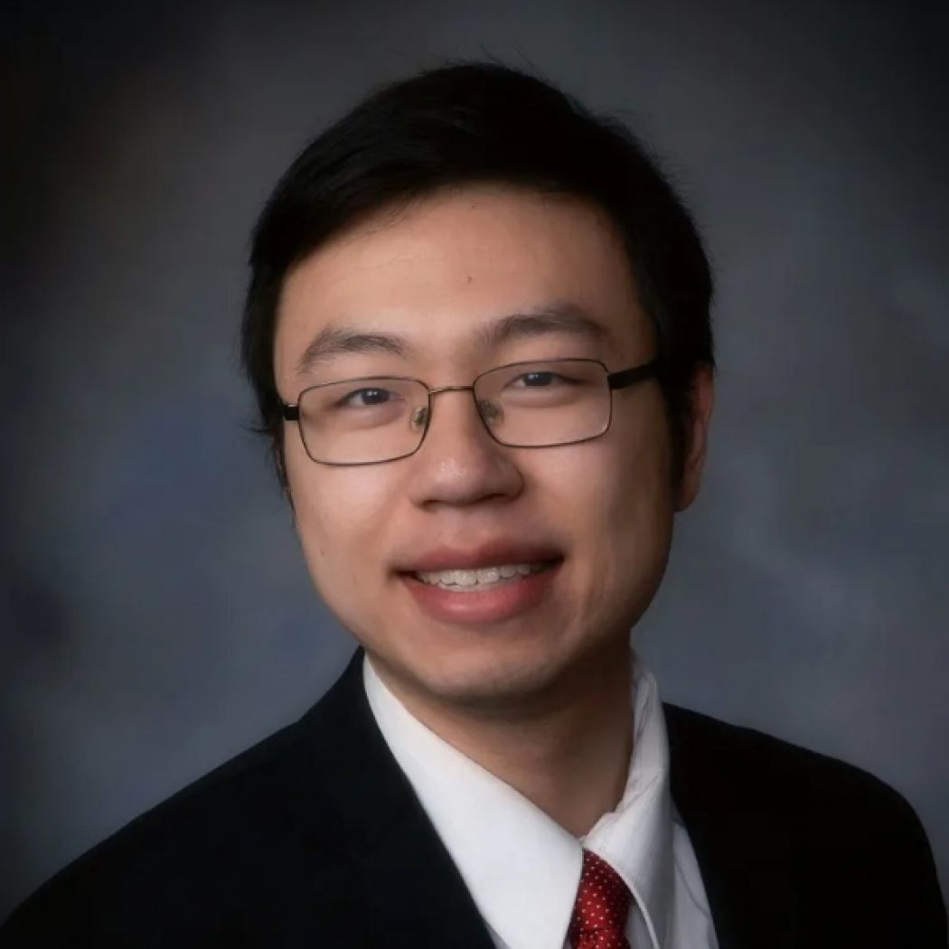Headshot of Edward Zhang