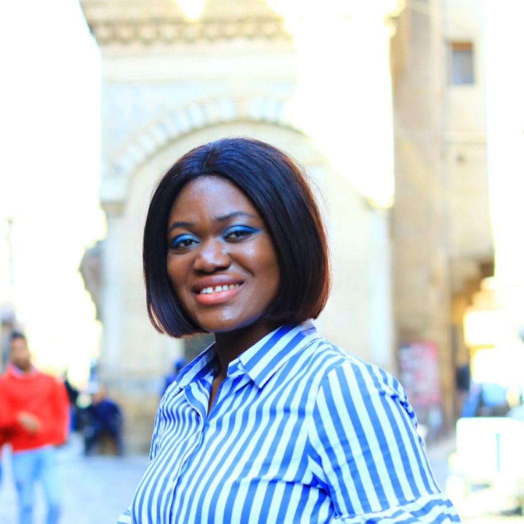 Headshot of Pelumi Owolabi