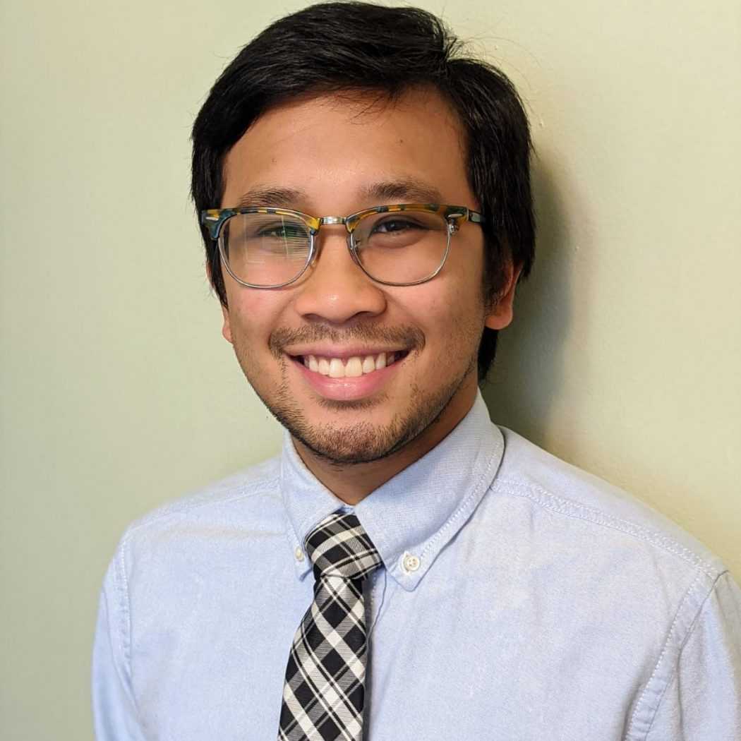 Headshot of Putra Kusdarman