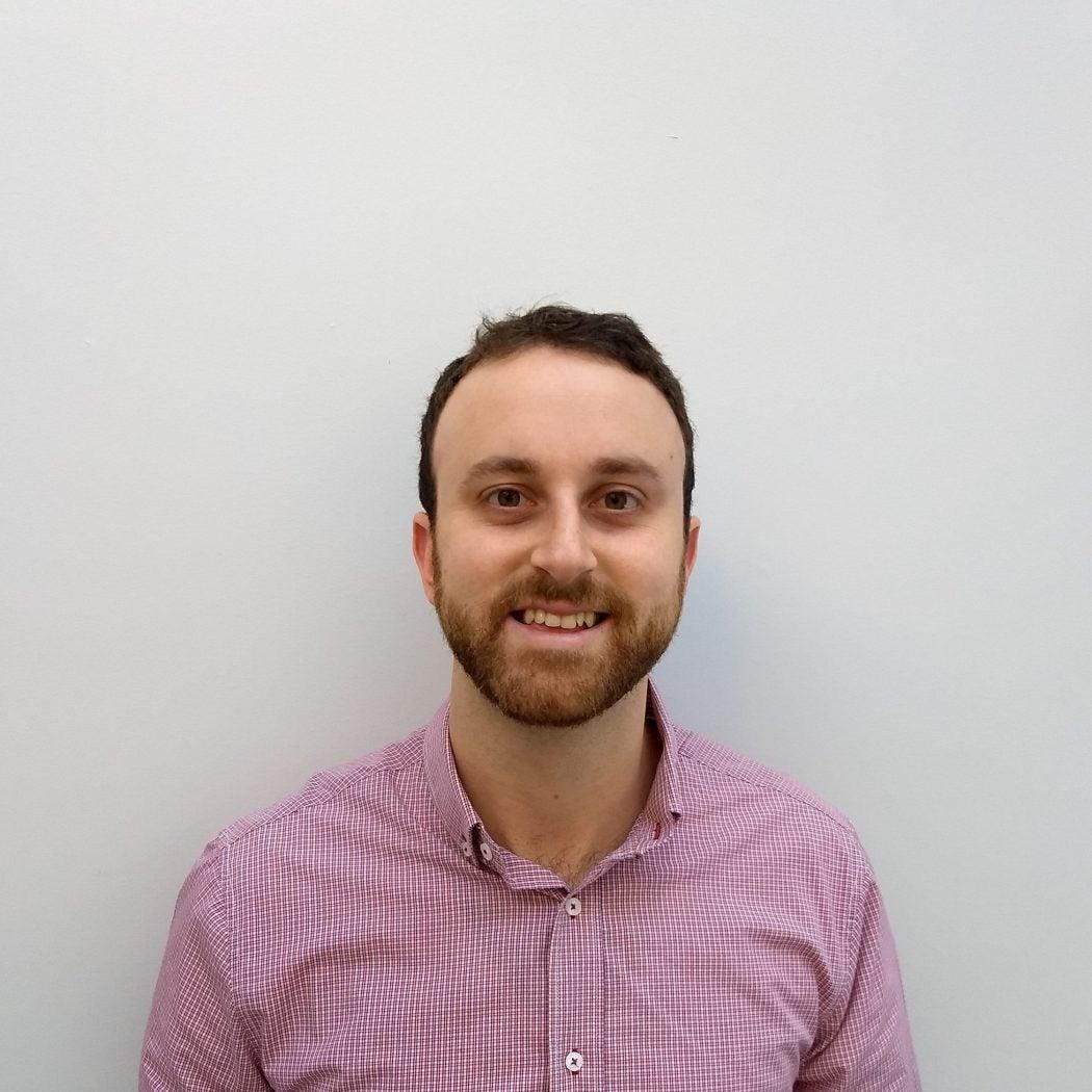 Headshot of Matthew Martin