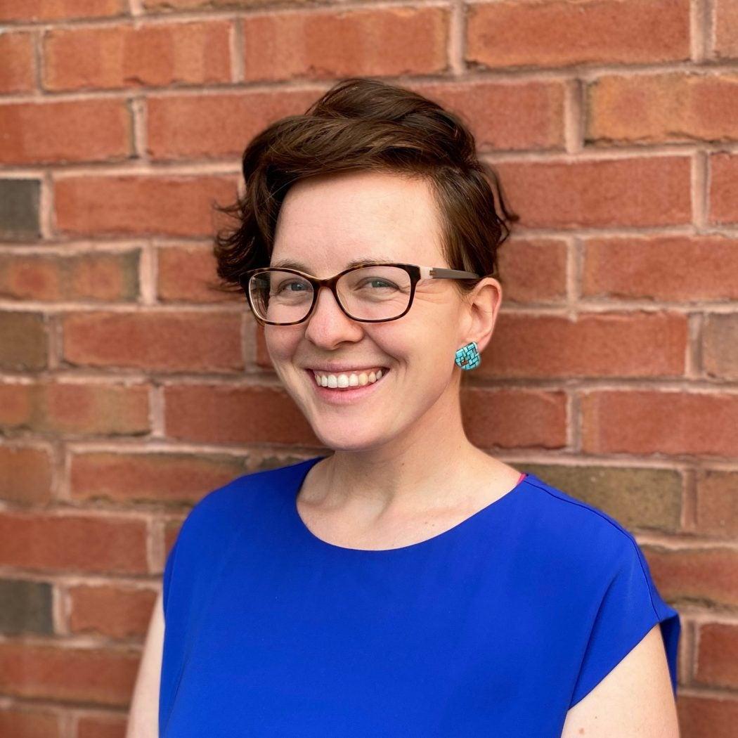 Headshot of Meg McClure