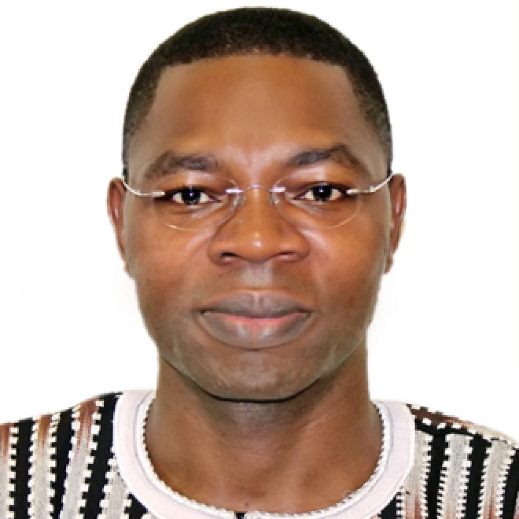 Headshot of Fr. Francois Kabore